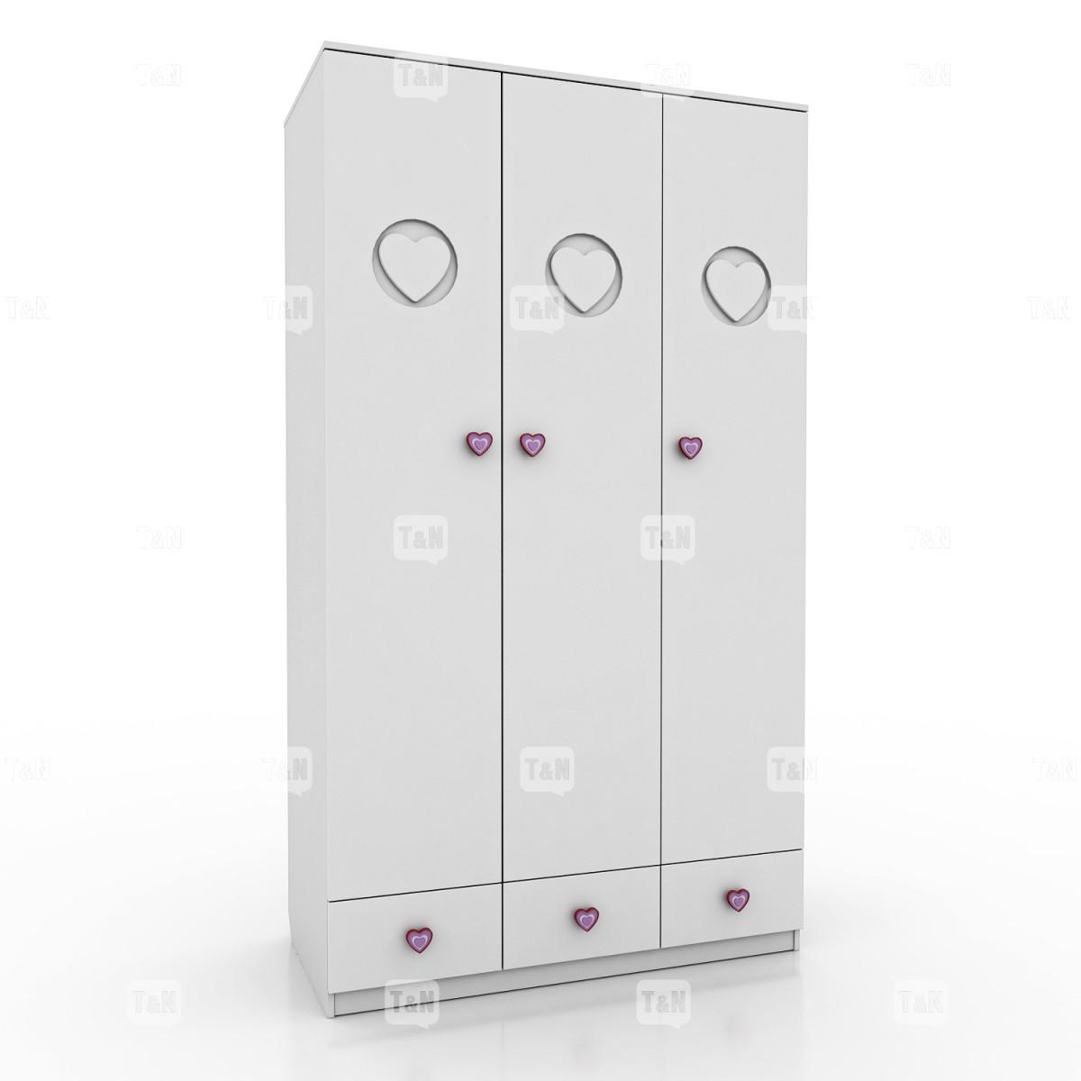 Шкаф 3-дверный с 3-мя ящиками, (Фабрика TOMY NIKI )