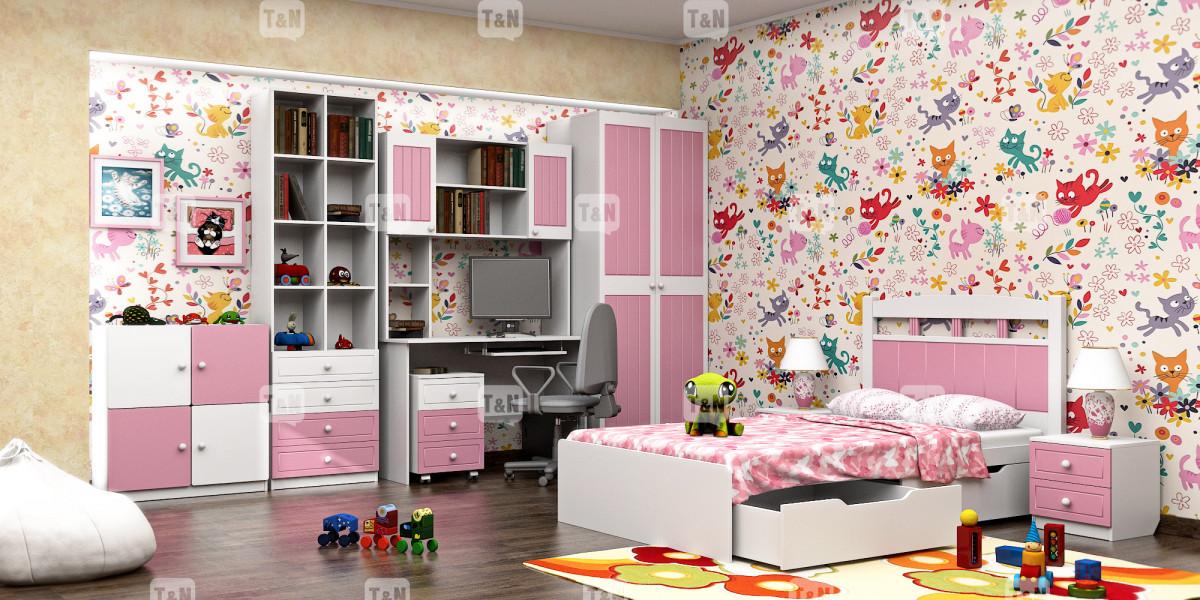 "Коллекция ""ROBIN"" (Фабрика TOMY NIKI ), цвет - RobinPink (Розовый)"