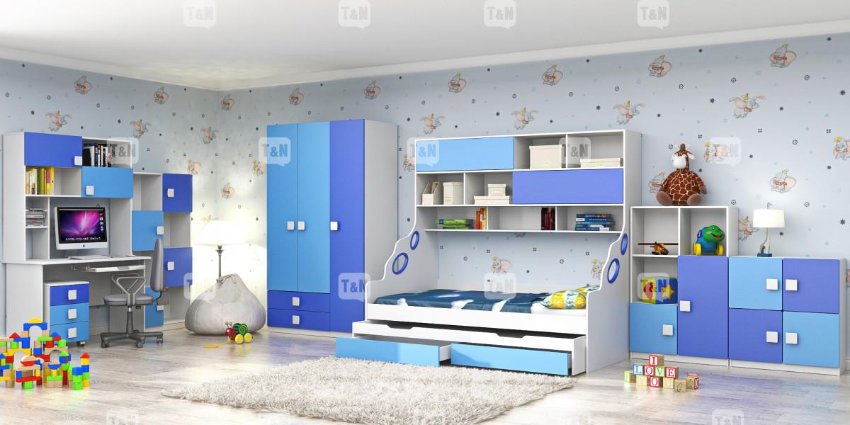 Коллекция PINNY (Фабрика TOMY NIKI ), цвет - Pinni Blue (Голубой)