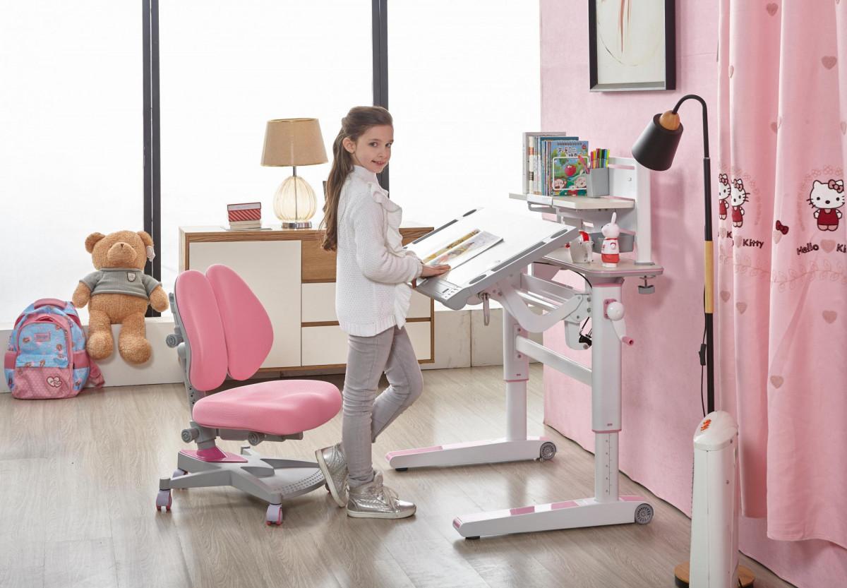 "Детский стол ""Mealux ErgoWood - L"""