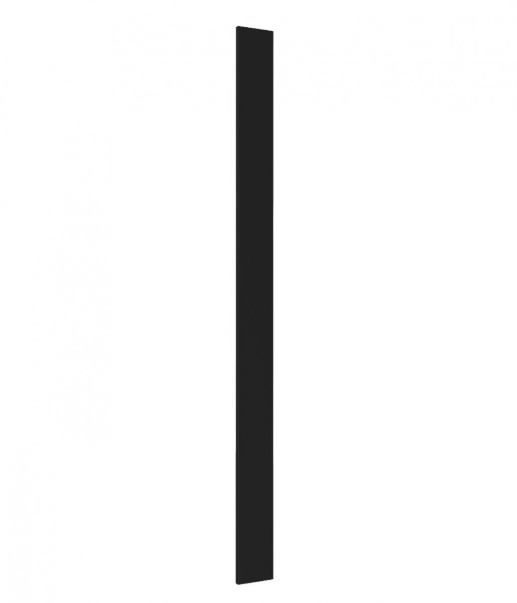 """ТЕХНО"" СПАЛЬНЯ. Паспарту вертикальное для шкафа (Любимый Дом)."