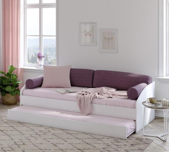 """WHITE"" Подушки для кровати - софы. Зеленые (Cilek)"