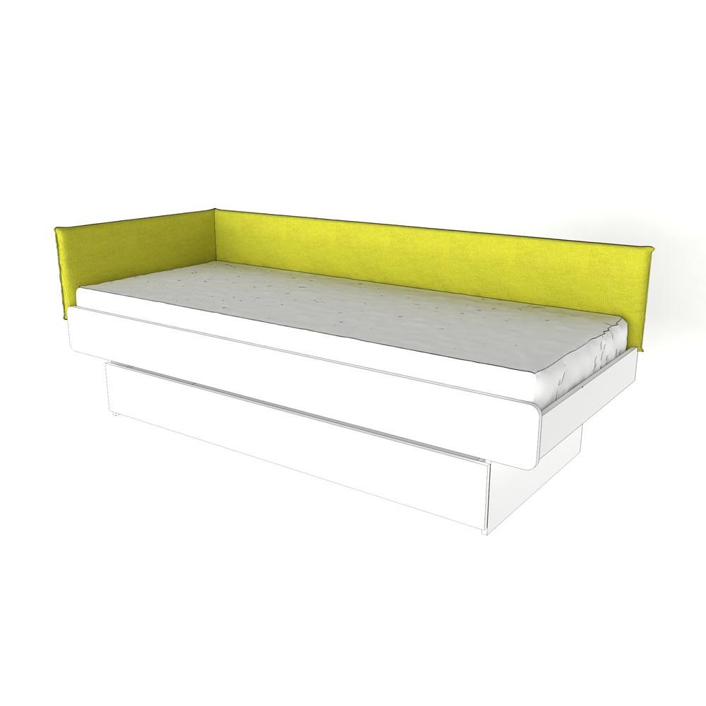 Чехол для кровати 80х190 SLASH и ТВИСТ ОЛЛИ (38 Попугаев).