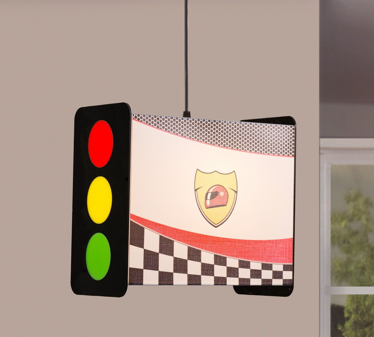 """CHAMPION RACER"" ЛЮСТРА Traffic (Cilek)"
