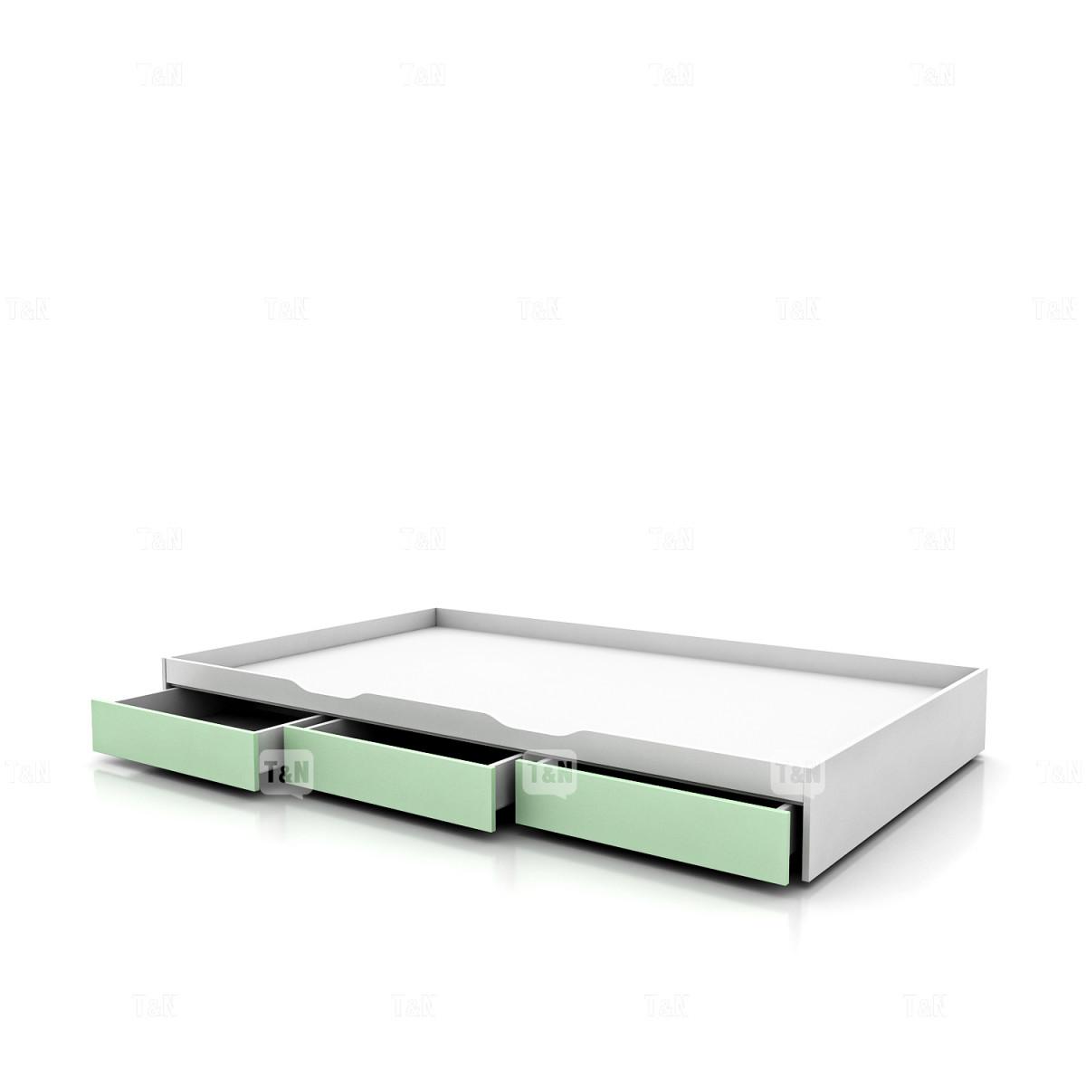 Кровать-ящик выкатная (Фабрика TOMY NIKI )