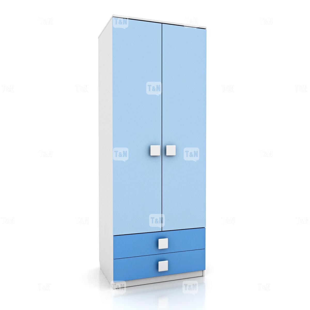 Шкаф 2-х дверный с двумя ящиками (Фабрика TOMY NIKI )