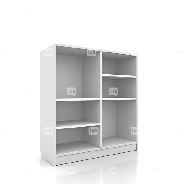 Шкаф книжный с 4-мя секциями (Фабрика TOMY NIKI )