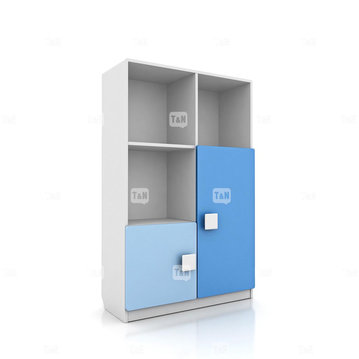 Шкаф книжный с 6-ю секциями (Фабрика TOMY NIKI )