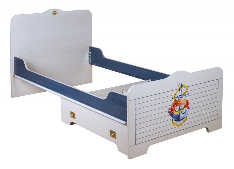 Комплект ящиков для кровати КОЛУМБУС БЕЛЫЙ (Дива-мебель)