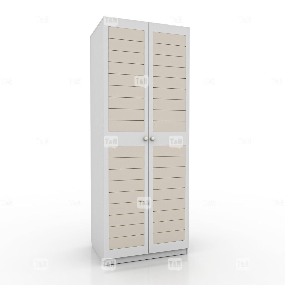 Шкаф двухдверный с полками, (Фабрика TOMY NIKI )