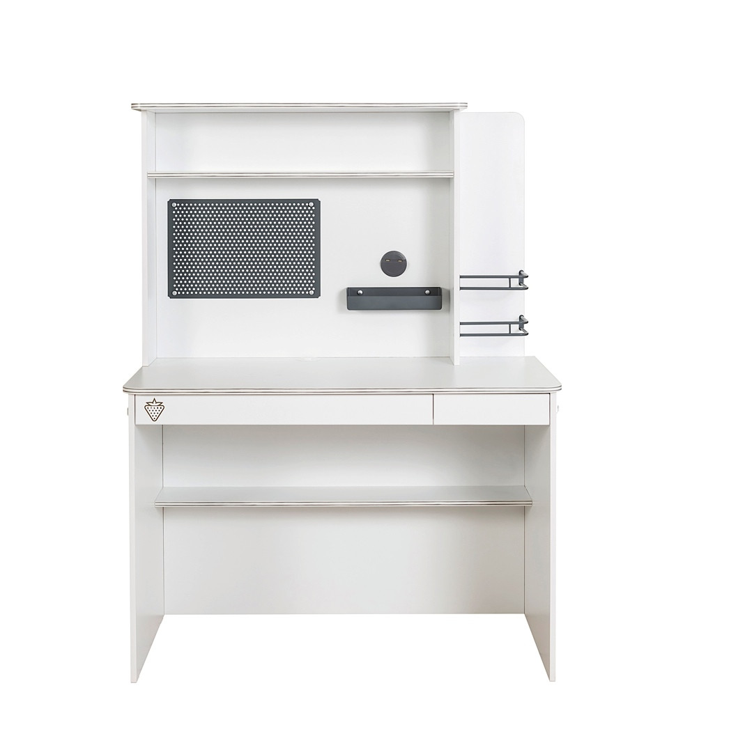 """WHITE"" Надстройка к письменному столу (Cilek)"