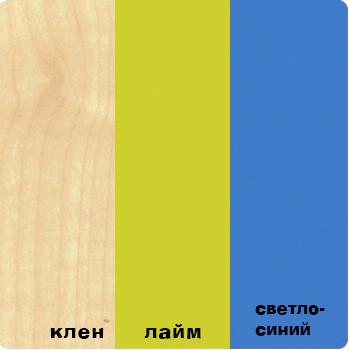 """""""ВЫШЕ РАДУГИ"""" Полка  (38 Попугаев)."""