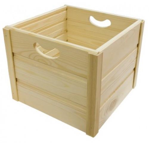 """""""ВЫШЕ РАДУГИ"""" Ящик для игрушек (38 Попугаев)."""